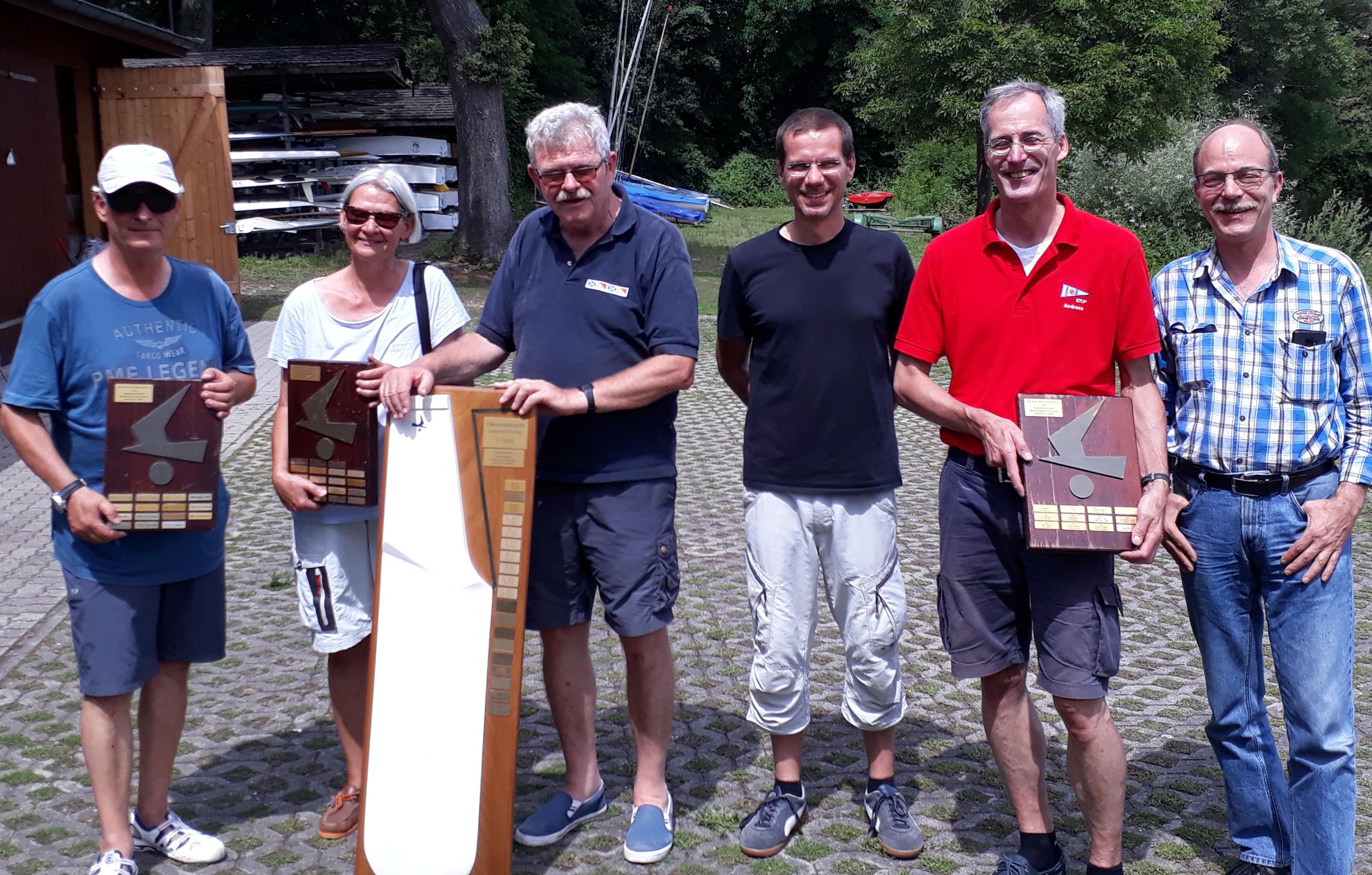 Rudolf Dörr gewinnt den Oberrheinpokal 2019 in Leopoldshafen